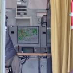 мобильный комплекс средств автоматизации пункта управления радиотехнического подразделения  и авиацией Фундамент-МАЭ на Авиасалоне МАКС-2013 - 1