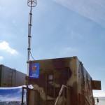 мобильный комплекс средств автоматизации пункта управления радиотехнического подразделения Фундамент-МЭ на Авиасалоне МАКС-2013 - 2