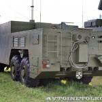 командный пункт 9С510Э из состава ЗРК Бук-М2Э на Авиасалоне МАКС-2013 -3