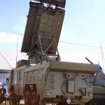 радиолокационная станция обнаружения целей 9С18М1-3Э из состава ЗРК Бук-М2Э на Авиасалоне МАКС-2013 - 3