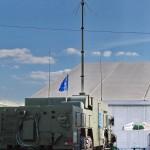 командный пункт 9С510Э из состава ЗРК Бук-М2Э на Авиасалоне МАКС-2013 -4