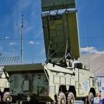 радиолокационная станция обнаружения целей 9С18М1-3Э из состава ЗРК Бук-М2Э на Авиасалоне МАКС-2013 - 4