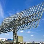радиолокационный модуль метрового диапазона волн РЛМ-МЕ комплекса 55Ж6МЕ Небо-МЕ на Авиасалоне МАКС-2013 -3