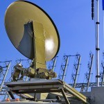 Пункт боевого управления 50К6Е на шасси КамАЗ из состава ЗРК С-350Е Витязь на Авиасалоне МАКС-2013 - 2