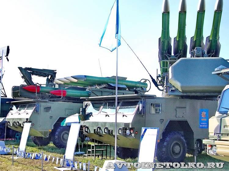 Концерн ПВО Алмаз-Антей на Авиасалоне МАКС-2013
