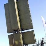 радиолокационный модуль сантиметрового диапазона волн РЛМ-СЕ комплекса 55Ж6МЕ Небо-МЕ на Авиасалоне МАКС-2013 - 2