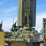 радиолокационная станция 1Л259 комплекса разведки позиций ракет и артиллерии Зоопарк-1М на Авиасалоне МАКС-2013 - 4