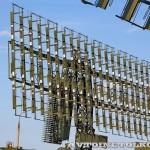 Трехкоординатная PЛC средних и больших высот дежурного режима 55Ж6УМЕ на Авиасалоне МАКС-2013 - 4