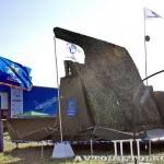 приемный пост мобильной специализированной радиолокационной станции Демонстратор на Авиасалоне МАКС-2013 - 4