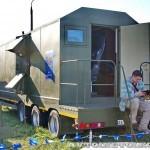 командно-вычислительный пункт мобильной специализированной радиолокационной станции Демонстратор на Авиасалоне МАКС-2013 - 3
