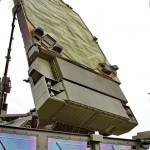 многоканальная станция наведения ракет 9С32МЭ комплекса С-300ВМ Антей-250 на Авиасалоне МАКС-2013 - 3