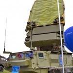 многоканальная станция наведения ракет 9С32МЭ комплекса С-300ВМ Антей-250 на Авиасалоне МАКС-2013 - 4