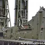 пуско-заряжающая установка 9А84МЭ с ракетами 9М82МЭ комплекса С-300ВМ Антей-250 на Авиасалоне МАКС-2013 - 2