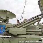 зенитная самоходная установка 2С6М1 из состава комплекса Тунгуска-М1 на Авиасалоне МАКС-2013 - 4