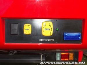 новый аэродромный пожарный автомобиль Oshkosh Striker 3000 для Внуковского аэропорта на авиасалоне МАКС-2013 - 2