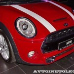 презентация нового MINI HATCH в Авилоне - 15