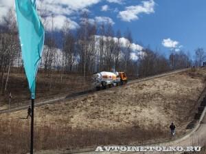 Новый IVECO Trakker на Дмитровском полигоне - 3