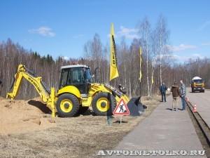 Новый IVECO Trakker на Дмитровском полигоне - 4