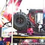 """автокран """"Посланник космоса"""" Челябинец КС-55732 на выставке СТТ 2013 - 2"""