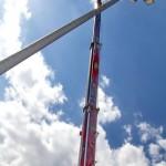 """автокран """"Небесный странник"""" Челябинец КС-65717 на выставке СТТ 2013 - 4"""