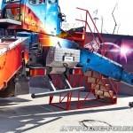 """автокран """"Небесный странник"""" Челябинец КС-65717 на выставке СТТ 2013 - 5"""