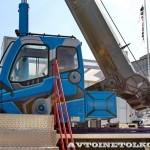 """автокран """"Ловец метеоров"""" Челябинец КС-55733 на выставке СТТ 2013 - 2"""