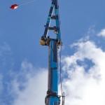 """автокран """"Ловец метеоров"""" Челябинец КС-55733 на выставке СТТ 2013 - 6"""