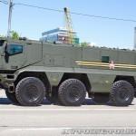Бронеавтомобиль КамАЗ-63968 Тайфун-К на параде 9 мая 2014 года в Москве - 3
