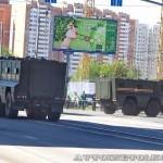 Бронеавтомобиль КамАЗ-63968 Тайфун-К на параде 9 мая 2014 года в Москве - 4