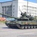 танк Т-90А на параде 9 мая 2014 года в Москве - 2