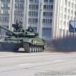 танк Т-90А на параде 9 мая 2014 года в Москве - 4