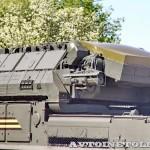 радиолокационная машина обнаружения целей 9А331-1 комплекса Тор-М2У на параде 9 мая 2014 года в Москве - 3