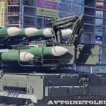 пуско-заряжающая установка 9А316 комплекса ПВО Бук-М2 на параде 9 мая 2014 года в Москве - 4
