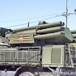 Зенитный ракетно-пушечный комплекс Панцирь-С1 на параде 9 мая 2014 года в Москве - 2