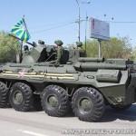 бронетранспортер БТР-82А на параде 9 мая 2014 года в Москве - 3
