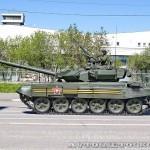 танк Т-90А на параде 9 мая 2014 года в Москве - 6