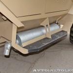 Бронеавтомобиль Торос командирский на выставке Промышленный дизайн оборонной продукции - 11