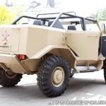 Бронеавтомобиль Торос командирский на выставке Промышленный дизайн оборонной продукции - 4