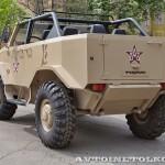 Бронеавтомобиль Торос командирский на выставке Промышленный дизайн оборонной продукции - 12