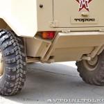 Бронеавтомобиль Торос командирский на выставке Промышленный дизайн оборонной продукции - 13