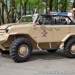 Бронеавтомобиль Торос командирский на выставке Промышленный дизайн оборонной продукции - 5