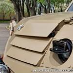Бронеавтомобиль Торос командирский на выставке Промышленный дизайн оборонной продукции - 14