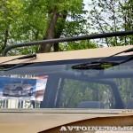 Бронеавтомобиль Торос командирский на выставке Промышленный дизайн оборонной продукции - 15