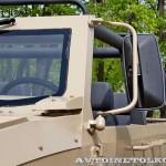 Бронеавтомобиль Торос командирский на выставке Промышленный дизайн оборонной продукции - 16