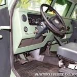 Бронеавтомобиль Торос санитарный на выставке Промышленный дизайн оборонной продукции - 11