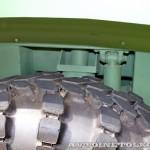 Бронеавтомобиль Торос санитарный на выставке Промышленный дизайн оборонной продукции - 1