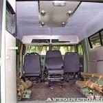 Бронеавтомобиль Торос санитарный на выставке Промышленный дизайн оборонной продукции - 13