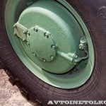 Бронеавтомобиль Торос санитарный на выставке Промышленный дизайн оборонной продукции - 19