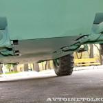 Бронеавтомобиль Торос санитарный на выставке Промышленный дизайн оборонной продукции - 8