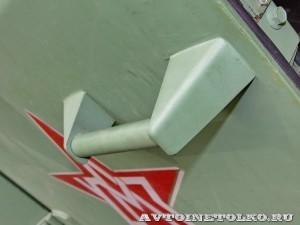Бронеавтомобиль Торос базовый на выставке Промышленный дизайн оборонной продукции - 2